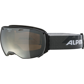 Alpina Big Horn MM - Gafas de esquí - negro